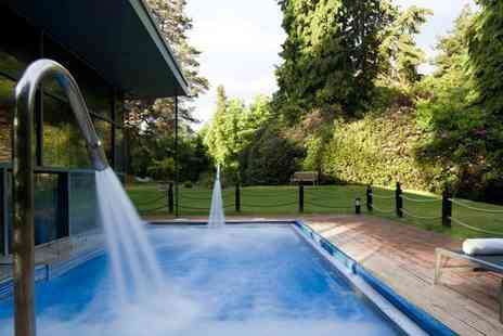 Macdonald Berystede Hotel & Spa - Luxury spa day for two people with full spa access, two ELEMIS treatments each, cream tea and a glass of Prosecco each - Save 53%