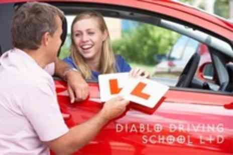Diablo Driving School - Diablo Driving School Four Hours of Lessons - Save 75%