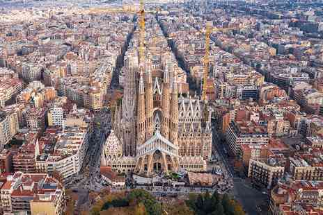 Travel Center - Six nights Barcelona and Madrid getaway with flights, tours and transfers - Save 19%