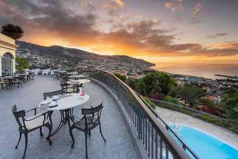 Broadway Travel - Five Star Escape with a 5, 7 or 10 nights getaway to Madeira Now with the ability to choose your flight - Save 0%