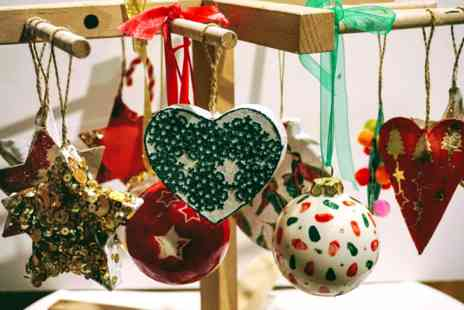Virgin Experience Days - Make Your Own Christmas Decorations for Two - Save 0%