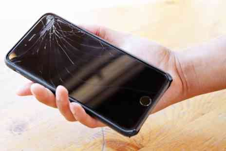 Fonefix - Screen Repair for Choice of iPhone Model - Save 33%