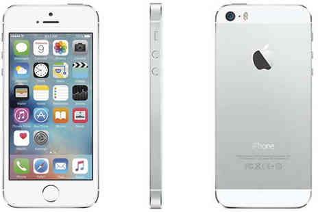 Ezy Gadgets - Apple iPhone 5S with 16GB, 32GB or 64GB and 6 Months Warranty Choose from 3 Colours - Save 43%