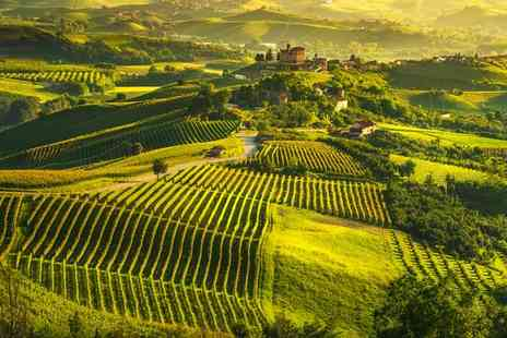 The Piedmont Wine Roads - Intriguing Cultural Tour and Beautiful 18th Century Hotel - Save 16%