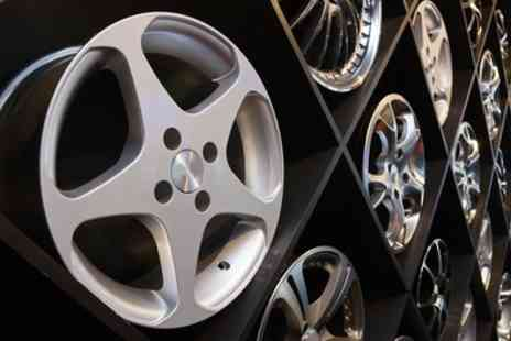 West London Car Care Centre - Alloy Wheel Refurbishment for One, Two or Four Wheels at West London Car Care Centre (Up to 48% Off) - Save 40%