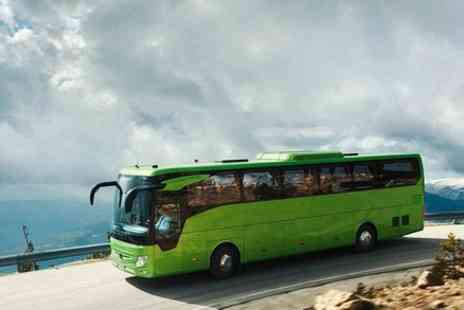 Coach Hire London - Minibus Hire - Save 0%