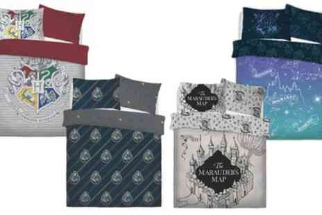 Groupon Goods Global GmbH - Warner Bros Harry Potter Bedding Range - Save 0%