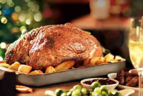 The Kings Arms - Two Course Festive Sunday Lunch for Two or Four - Save 0%