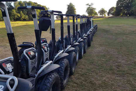 Southern Segway - Adventure tour Segway experience for two people - Save 54%