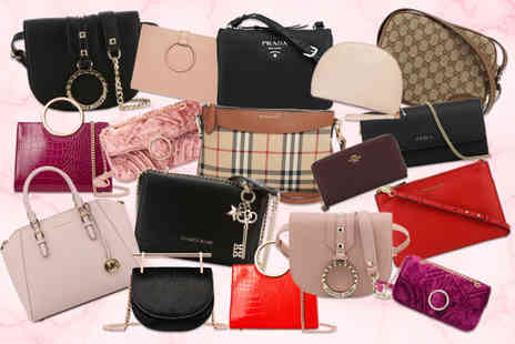Brand Logic - Mystery luxury handbag deal grab an exciting new accessory - Save 0%