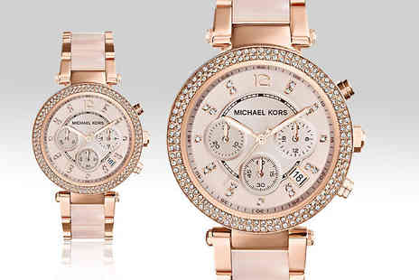 Hip Watches - Michael Kors MK5896 ladies watch - Save 63%