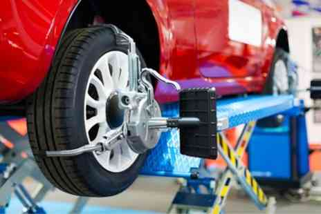 Derby Alloys - Alloy Wheel Refurbishment For One, Two or Four Wheels at Derby Alloys - Save 0%