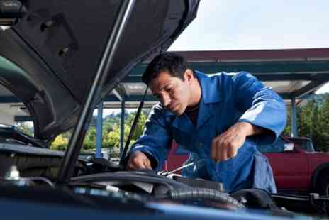 Monkey Garage - Intermediate Service with Full Inspection - Save 54%