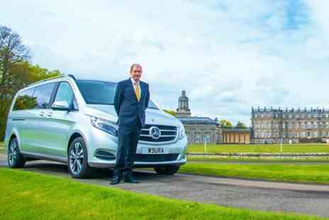 Aura Journeys Scotland - Dundee to Glasgow Luxury Transfer with Scottish Driver - Save 5%