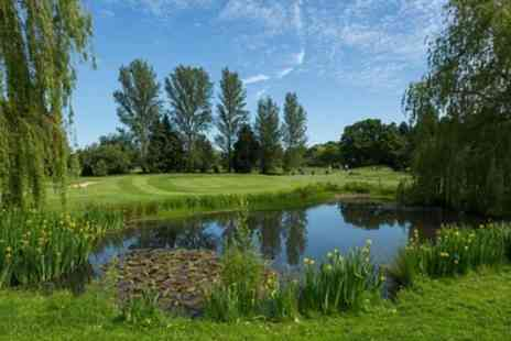 Cheshunt Park Golf Centre - 18 Holes of Golf for Two or Four - Save 43%
