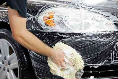 Handy Andy Car Wash - Express, Platinum or Full Valet Car Wash Service Package - Save 28%
