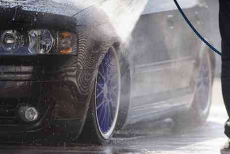Thorntonhall Car Wash - 30 Day Car Wash Membership with Two Mini Valets - Save 37%