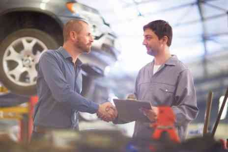 QCD Autocentres - Car Service with Oil and Filter Change - Save 61%
