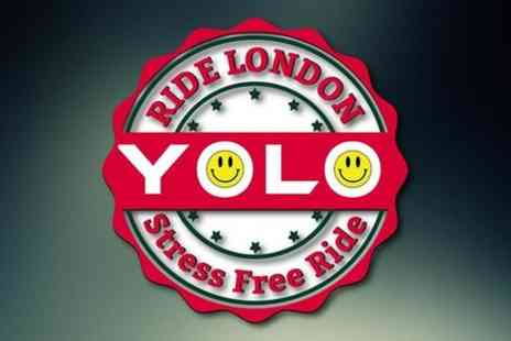 Yolo Ride London - Gatwick Airport Transfer to E1 Postcode - Save 0%