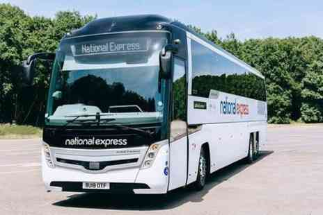 National Express - National Express Between Gatwick Airport and Heathrow Airports Bus Transfers - Save 0%