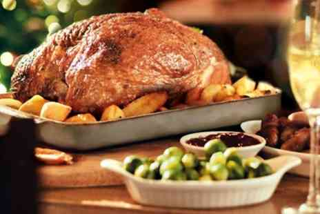 The Bell Inn - Festive Two Course Sunday Lunch for Tow or Four - Save 0%