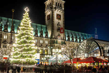 Worldwide Tours and Travel - 2 To 3 Nights Christmas Market Break with Hotel and Flights - Save 0%