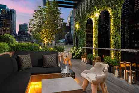 AC Hotel New York Times Square - Four Star Sleek Hotel in Incredible Times Square Location for two - Save 80%