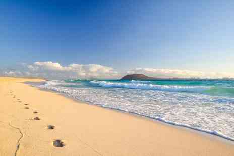 Labranda Corralejo Village - Four Star All Inclusive Island Getaway at Family Friendly Resort for two - Save 60%