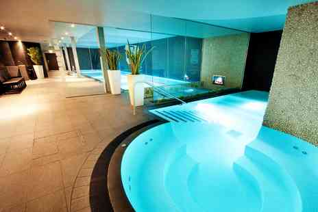 Doubletree Hilton Chester - Spa day including massage and afternoon tea near Chester - Save 0%