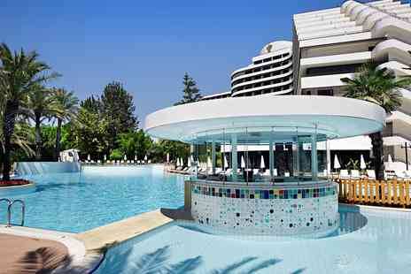 Value Added Travel - Five star All inclusive Turkey holiday with flights - Save 0%