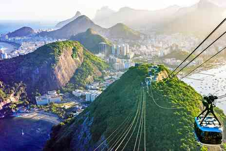 Cruise2 - 22 Nights South America and Caribbean cruise with flights and stay - Save 0%