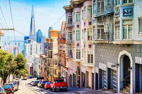 Cruise2 - California cruise and San Fran and Vegas holiday - Save 0%
