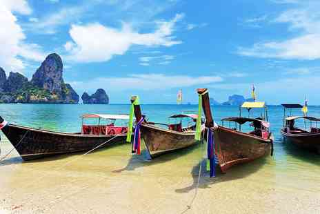 Away Holidays - Five star Thailand holiday with flights - Save 0%