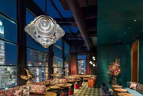 Moxy Chelsea - Weekends at New Chelsea Hotel with £39 Credit - Save 0%