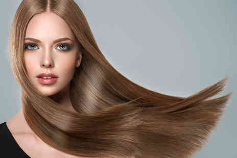 Cher Salon London - Half head highlights treatment with wash, cut and blow dry - Save 78%