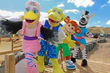 Pontins - Two Nights Family Entertainment Break for Up to Four - Save 0%