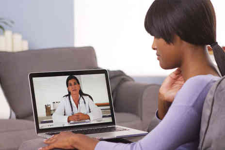 The GP Service - 10 minute video consultation - Save 40%
