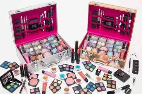 Avant Garde Brands - 54 or 80 piece Dawn Till Dusk makeup case - Save 48%