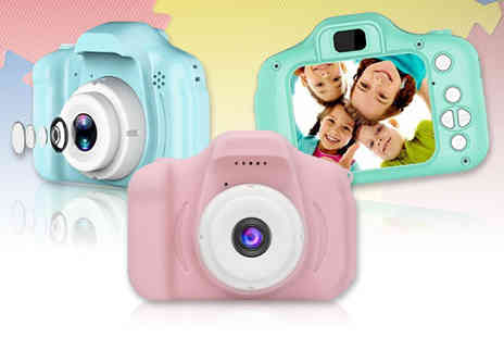 WowWhatWho - Kids digital camera with Hd screen - Save 68%
