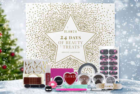 Forever Cosmetics - 24 Day Advent Beauty Calendar - Save 61%