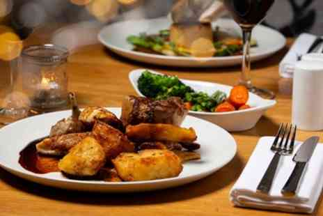 Salomons Estate - Sunday Roast for Two - Save 40%