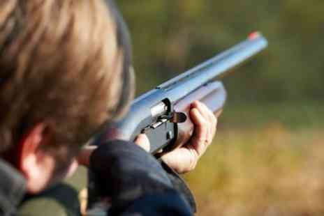 Joes Bows - Laser Clay Shooting Experience for Up to Four - Save 43%