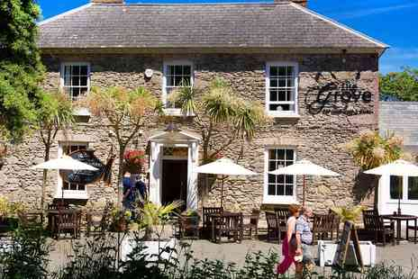 The Grove Hotel - Two nights Pembrokeshire coast stay - Save 56%