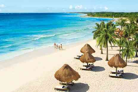Dreams Tulum Resort & Spa - Five Star Family Friendly All Inclusive Beachfront Indulgence and Optional Ancient Adventure - Save 0%
