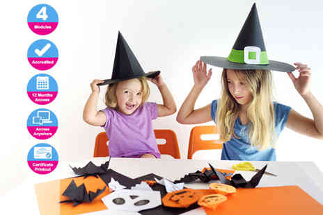 International Open Academy - Accredited homemade Halloween costumes and decorations course - Save 81%