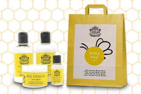 Cougar Beauty Products - Busy Bee relax kit - Save 0%