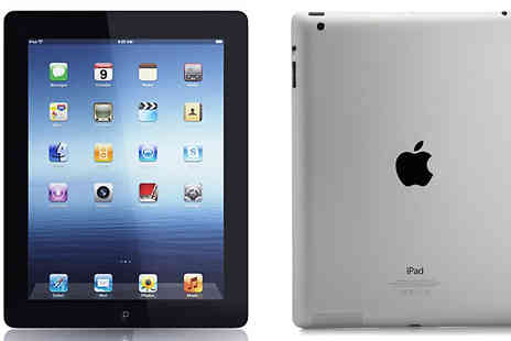 IT trade service - iPad 4 With 16GB - Save 58%