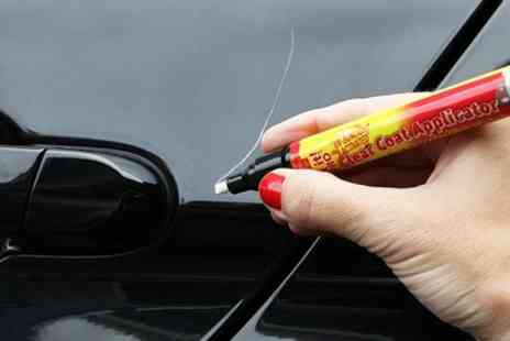 Groupon Goods Global GmbH - One or Two Car Scratch Remover Pens - Save 83%