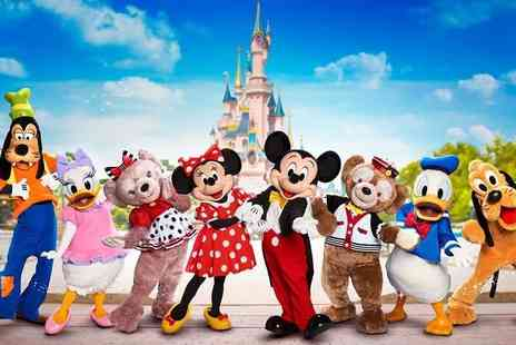 Super Escapes Travel - Two nights Disneyland Paris break with flights - Save 21%
