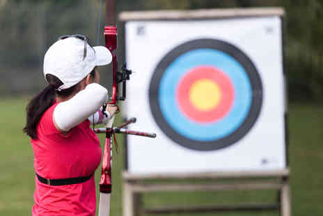 GTS Adventure - Two and a half hour introductory archery and air rifle shooting experience for one person - Save 60%